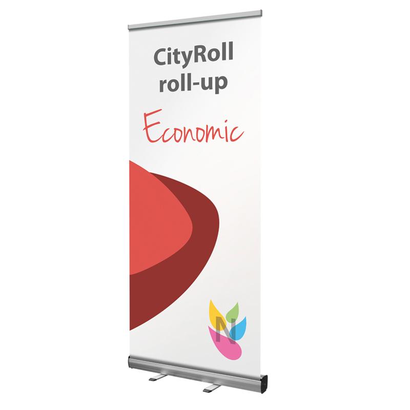 CityRoll roll-up économique budget lowcost Qaulité-Prix
