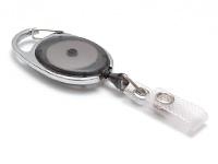 Evolis Beltzip IDS 970 ovale black translucide 1460077