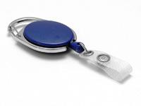 Evolis Beltzip IDS 970 ovale bleu1460072