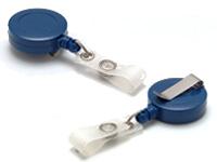 Evolis ZIP IDS 940 dark blue 289 C bleu foncé