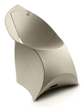 Flux Chair FCH-002 Pebble Gris