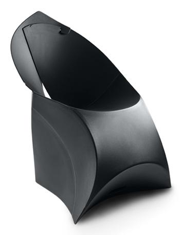Flux Chair FCH-004 Jet Noir