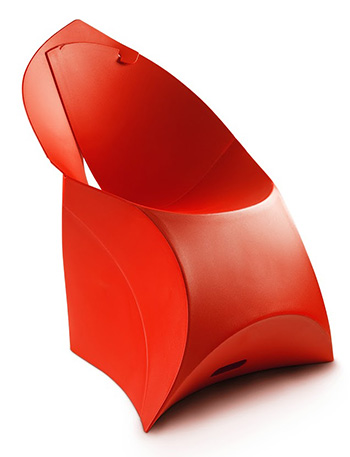Flux Chair FCH-006 Classic Rouge