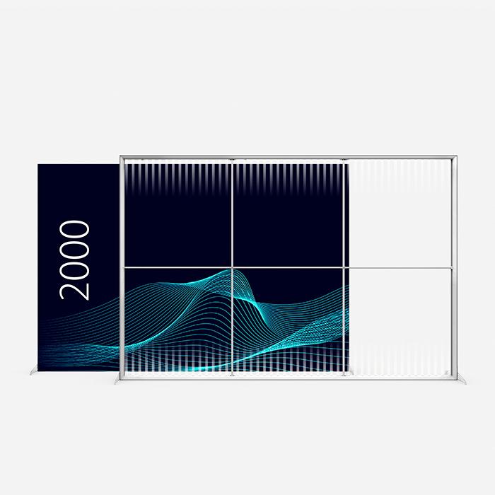 Lucid Lightbox 9503-200 300x200 caisson lumineux textile