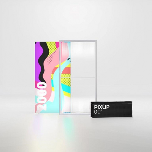 Pixlip GO Lightbox 156002 100x200 cadre lumineux textile