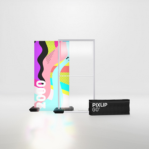 Pixlip GO Lightbox 156012 100x200 OUTDDOR caisson lumineux exterieur