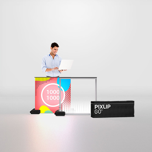 GO Lightbox Counter Outdoor 156011 100x100 comptoir lumineux exterieur