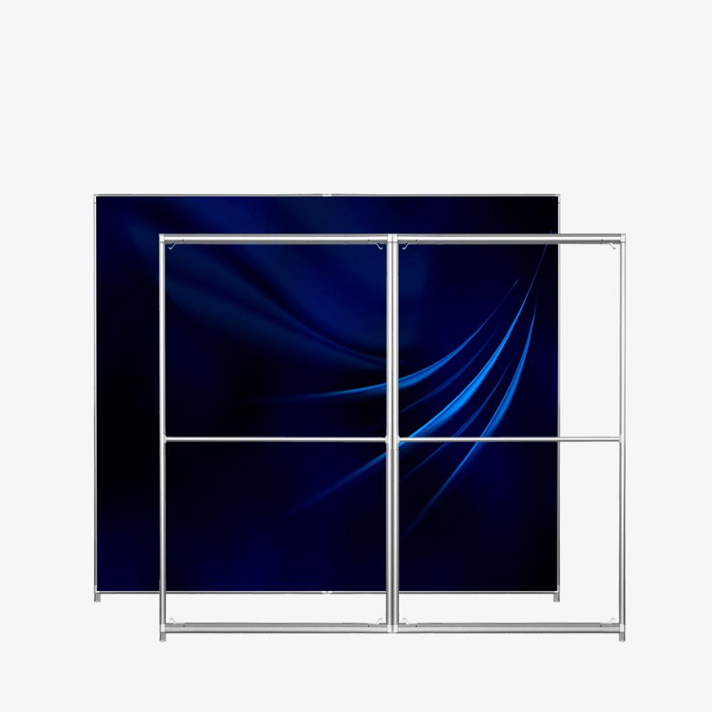 Quick Frame SEGO 40 2640 240-250 cadre textile autoportant