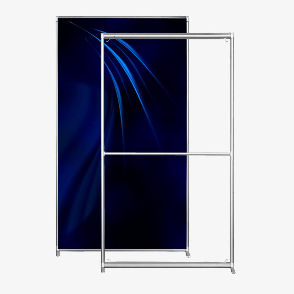 Quick Frame SEGO 40 2671 250-100 cadre textile autoportant