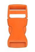 attache cordon badge boucle détachable plastique couleur