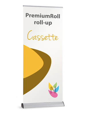 roll-up avec cassette interchangeable PremiumRoll