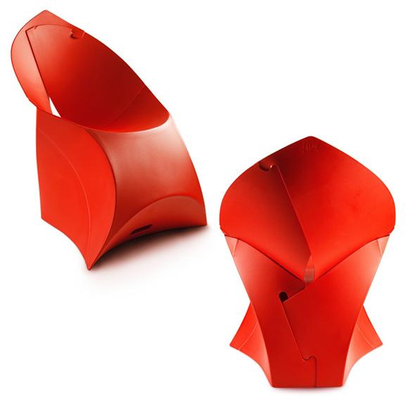FLUX Furniture Mobilier pliable