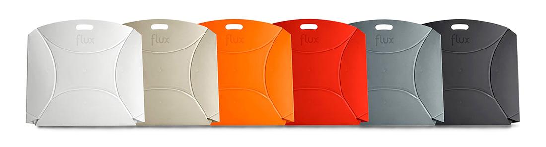Flux chairs Chaises pliables envelopes