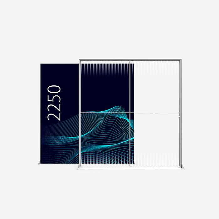 Lucid Lightbox 9502-225 200x225 caisson lumineux textile