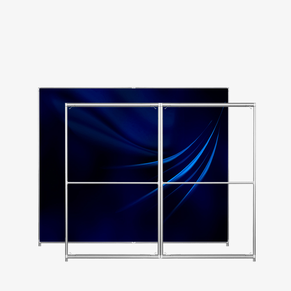 Quick Frame SEGO 40 2640 240-225 cadre textile autoportant