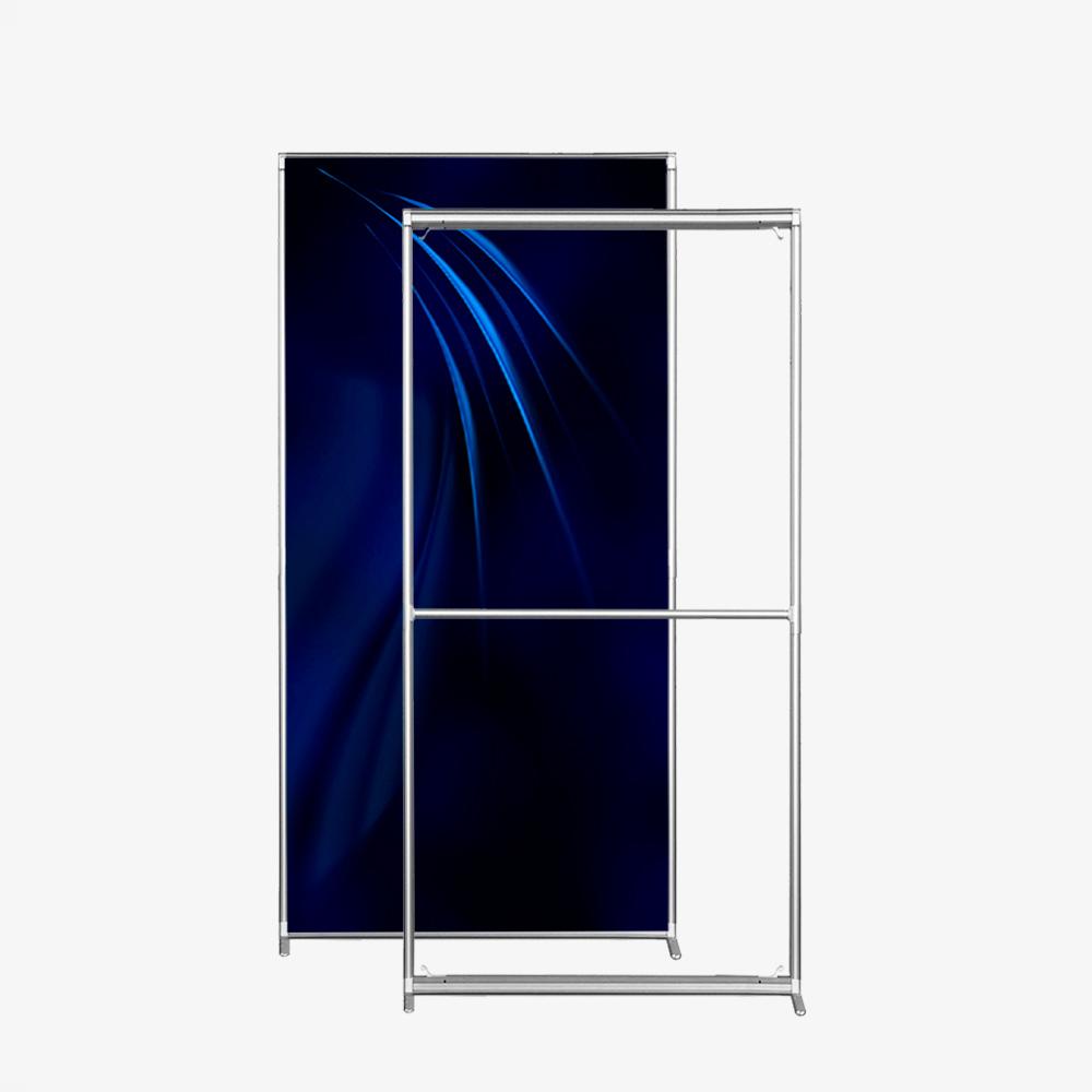 Quick Frame SEGO 40 2651 200-085 cadre textile autoportant