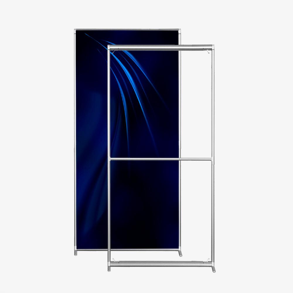 Quick Frame SEGO 40 2651 225-085 cadre textile autoportant