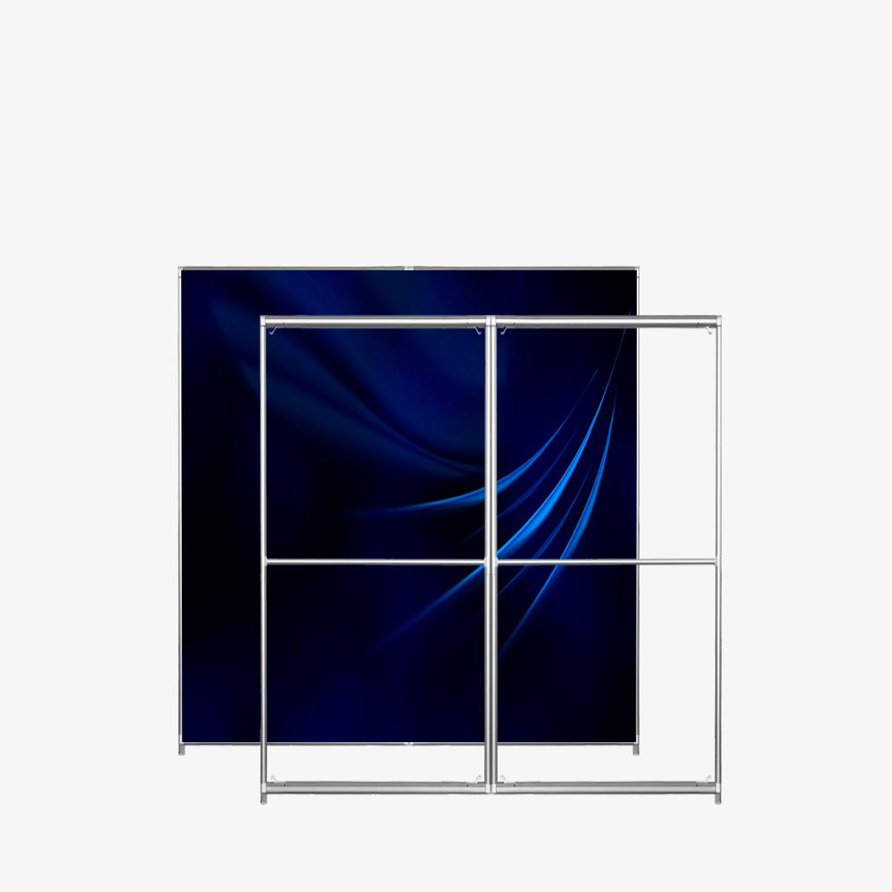 Quick Frame SEGO 40 2652 200-225 cadre textile autoportant