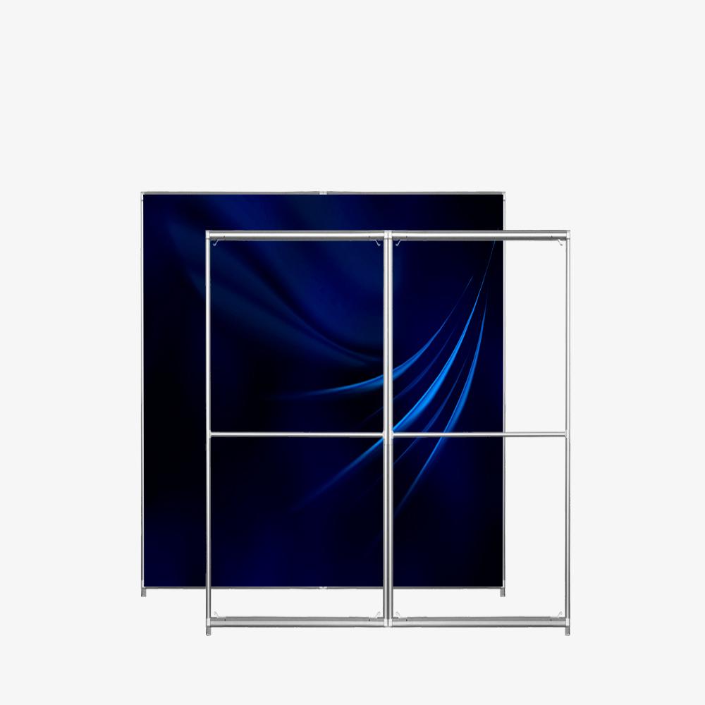 Quick Frame SEGO 40 2652 200-250 cadre textile autoportant