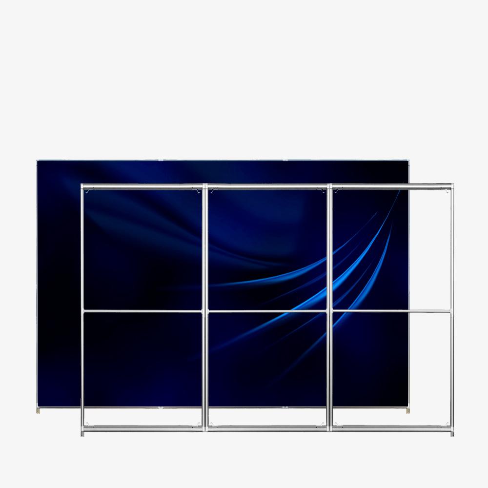 Quick Frame SEGO 40 2653 300-200 cadre textile autoportant