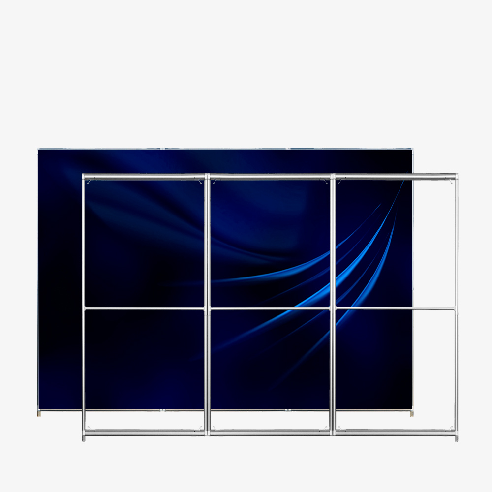 Quick Frame SEGO 40 2653 300-225 cadre textile autoportant