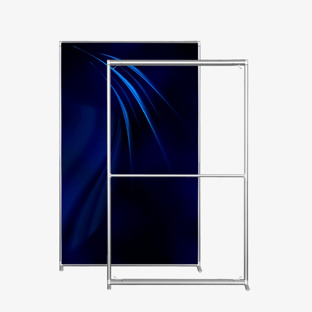 Quick Frame SEGO 40 2671 200-100 cadre textile autoportant