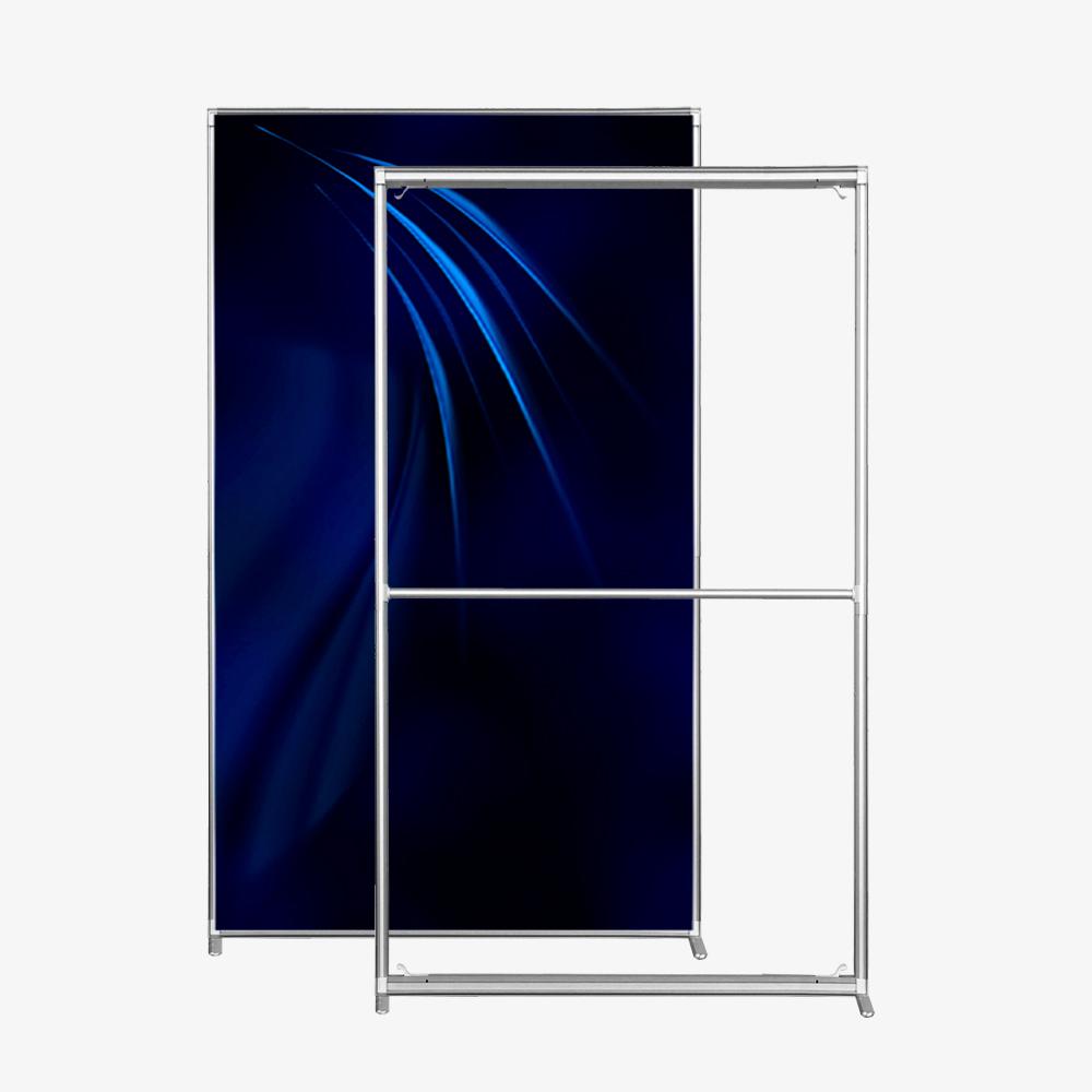 Quick Frame SEGO 40 2671 225-100 cadre textile autoportant