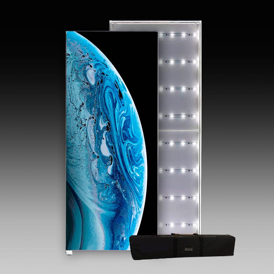 Sego60 Backlit lightbox textile kit