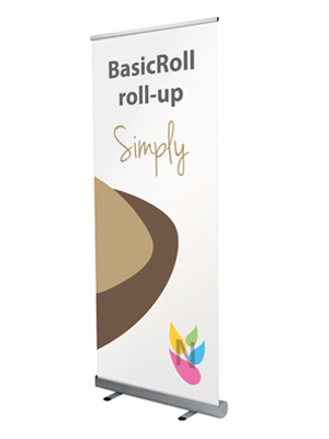 Basicroll roll-up simple pas cher