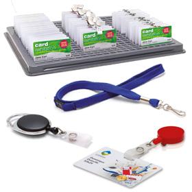 accessoires identification cartes badges