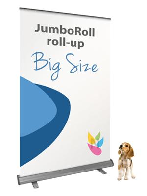 roll-up grande taille big size XL JumboRoll